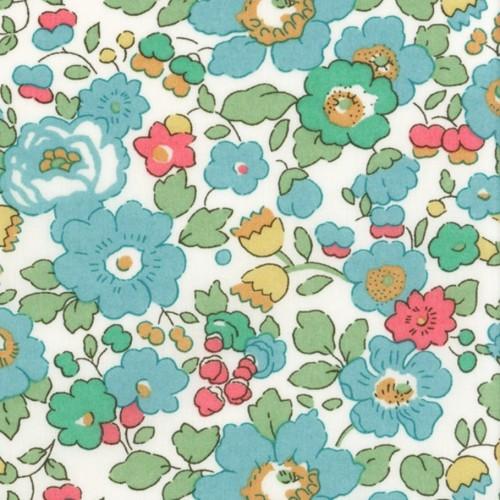 Betsy D Betsy D 2019D Liberty fabrics tissus fleuri batiste tana lawn