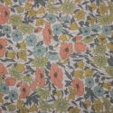 Coupon 150cm Liberty Poppy and Daisy H