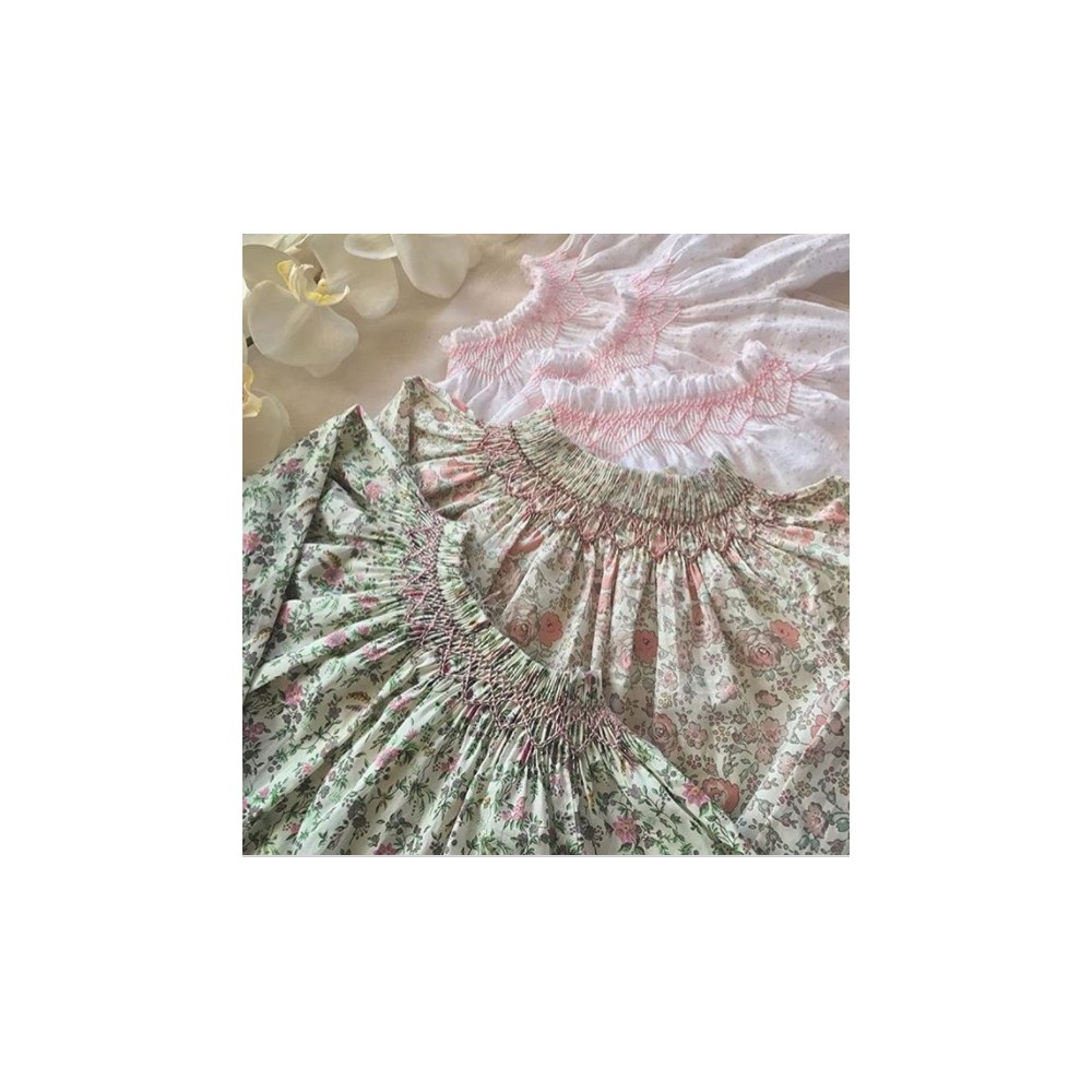 Liberty Floribunda A Tissu liberty pas cher à la coupe au metre reedition
