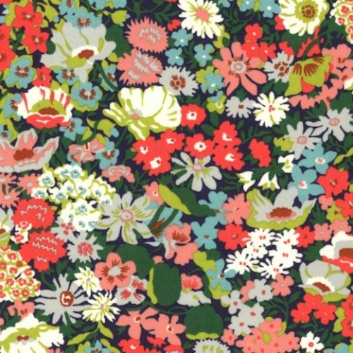 Liberty Thorpe coloris C Tissu liberty pas cher à la coupe au metre tana lawn