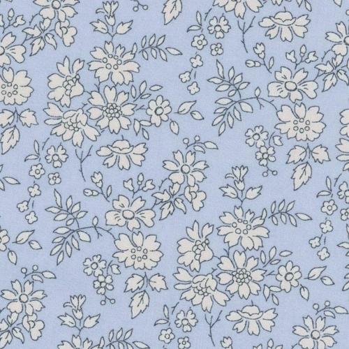 Liberty Capel Bleu ciel nouveau coloris