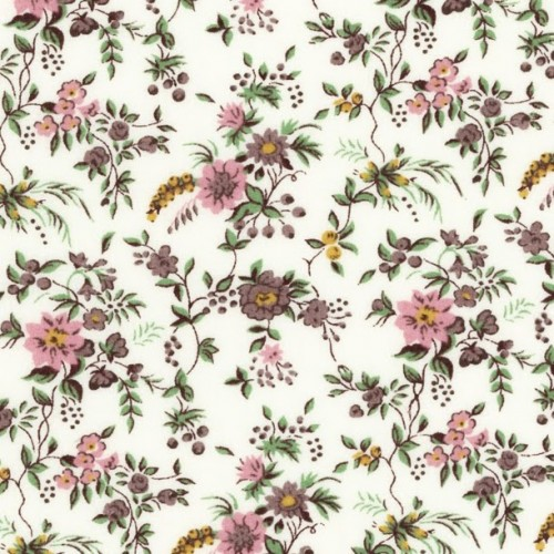 Coupon de 80 cm de Liberty Floribunda A
