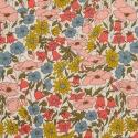 Liberty Poppy and daisy nouveau coloris A