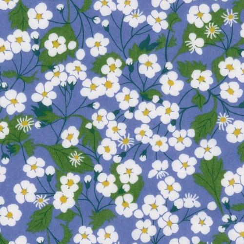 Liberty Mitsi G nouveau coloris bleu, vert, blanc