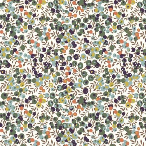 Liberty Wiltshire automne CTissus liberty fabrics au metre à la coupe