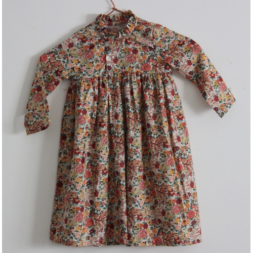 Robe Taille 8 ans Liberty Elysian