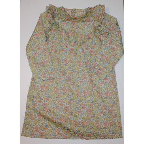 Robe Taille 8 ans Liberty Poppy and daisy