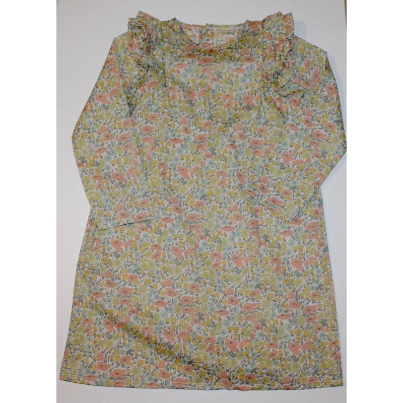 Robe Taille 8 ans Liberty poppy and daisy