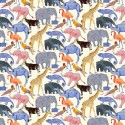 Liberty queue for zoo E