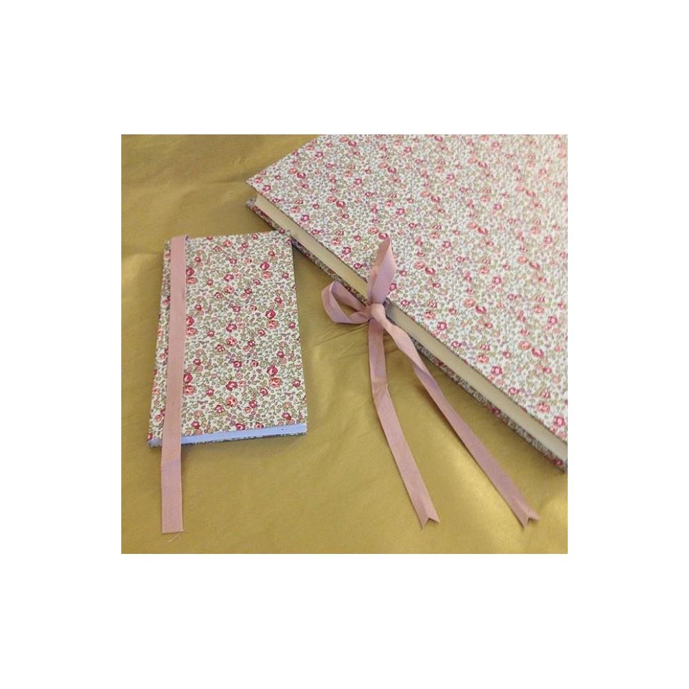 Tissu liberty pas cher à la coupe au metre Liberty Eloise rose Coloris C