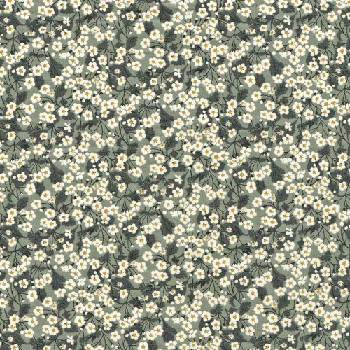 Liberty mitsi valéria gris Tissu liberty fabrics tana lawn coton batiste fine