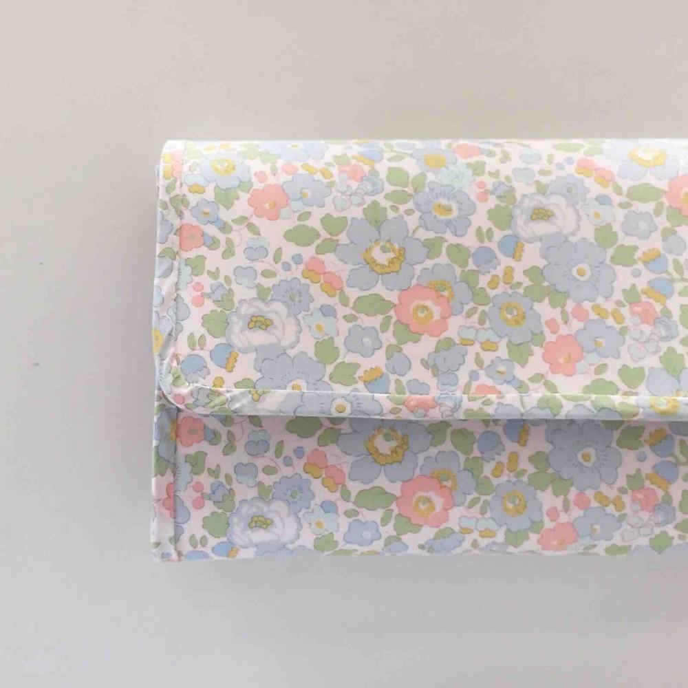 2019 Tissu liberty fabrics tana lawn coton batiste fine Liberty Betsy Japonais Pastel