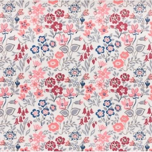 Liberty Silver bells coloris C Tissu liberty pas cher à la coupe au metre