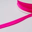 Passepoil 10mm coton rose fluo