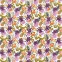Coupon 50cm Liberty Ibiza Berry coloris A