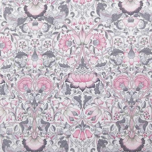 Liberty Lodden coloris exclusif gris et rose