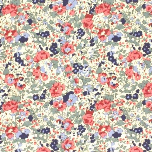 Liberty Claire Aude coloris Terracotta