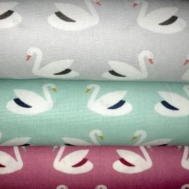 Tissus coton imprimés